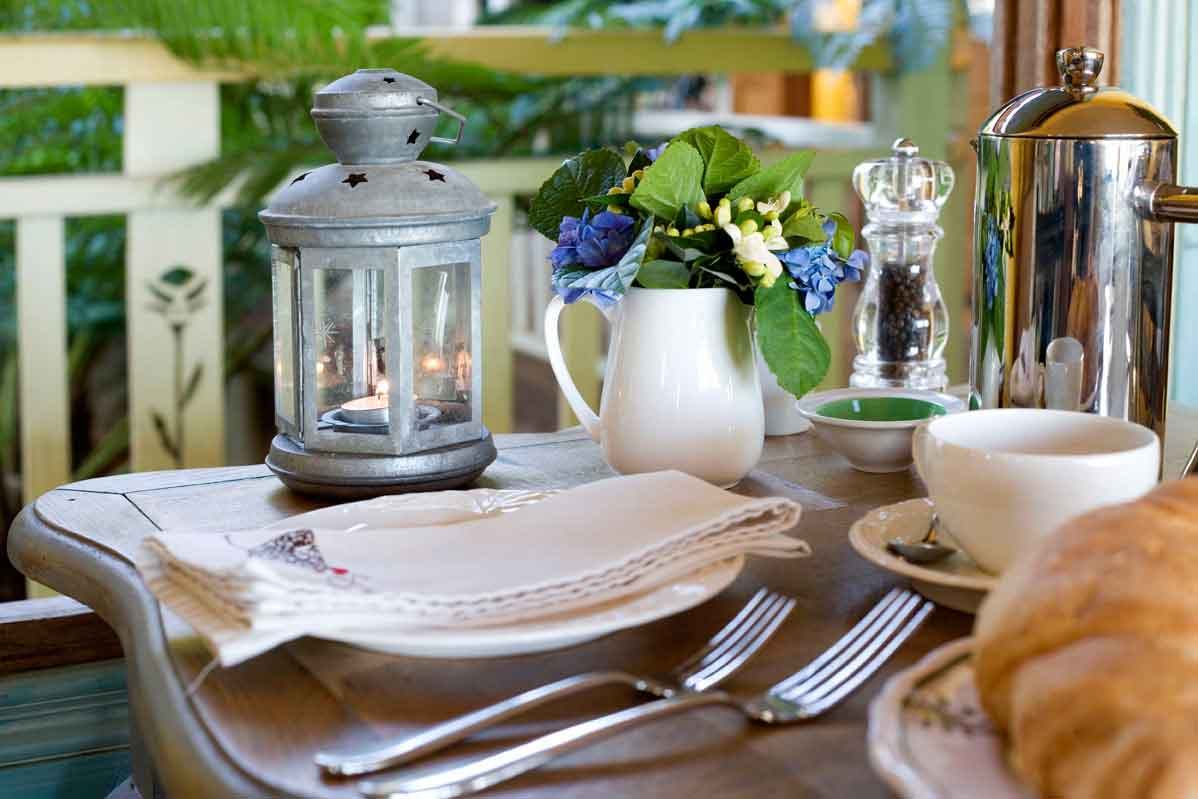 Montville accommodation gourmet dining
